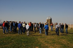 Redlands Field Day (USDAgov) Tags: farmers drought ars climatechange adaptation ranchers nrcs southernplains usdaresults climatehub