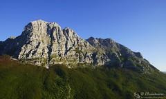 Monte Bove nord, rocciosamente fiero (EmozionInUnClick - l'Avventuriero's photos) Tags: montagna sibillini montebovenord