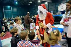 Mercazoco Diciembre Gijón Feria de Muestras 2 aniversario Papá Noel