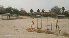 The Rubbles of Al Muntazah Park (Doha-Qatar) (Feras.Qadoura) Tags: park al doha qatar  khail   muntazah rawdat     almuntazah