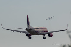 Wizz Air A320-232 HA-LYJ (Jos M. Deza) Tags: aircraft bcn airbus wizzair planespotting elprat spotter vueling a320232 lebl halyj 20160514