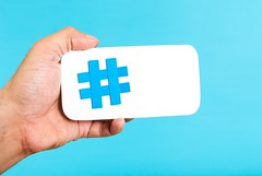 Mobile Hashtag Horizontal Concept (joserodrivv) Tags: blue people white abstract promotion mobile paper advertising marketing interesting holding media hand message phone symbol background empty tag text touch internet ad banner shell cellphone cellular social icon sharp announcement communication number smartphone online timeline networking subject network feed concept copyspace ideas showing connectivity hash topics viral notification hashtag trending
