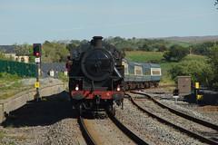 DSC07529 (Alexander Morley) Tags: ireland no 4 patrick railway class number railtour westport ncc society derby preservation wt lms croagh rpsi 264t