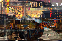 trainwheels-- (xandram) Tags: train photoshop graffiti wheels tire texturesmyown