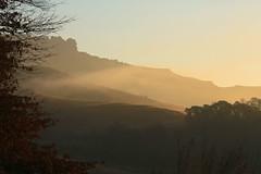 more of The Drakensberg (peet-astn) Tags: thedrakensberg southafrica winter 2016 malotidrakensberg june kzn mist morning alba dawn explore