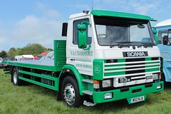 Scania 93M (fannyfadams) Tags: uk test cars models tractors a5 lorries anglesey northwales showground a55 stationaryengines angleseyvintagerally tractorpullingauto
