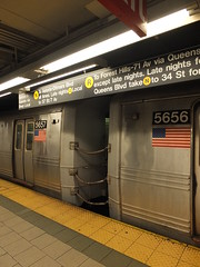 Taking the N Train (failing_angel) Tags: usa newyork manhattan ussa 300515