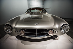 Petersen 078 (msteverphoto) Tags: museum fiat automotive supersonic petersen 8v