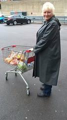 WP_20160524_09_22_42_Pro (Kleppergarry) Tags: kleppermantel regenmantel raincoat rubber gummistiefel kaputze