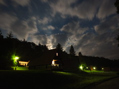 Chata Zruby (vlado905) Tags: nature night cottage long exposure slovakia forest