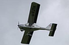 G-FJTH Aeroprakt A.22 Foxbat, Compton Abbas, Dorset (Kev Slade Too) Tags: dorset a22 foxbat egha aeroprakt comptonabbass gfjth