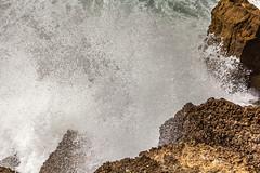gischt (gorgar671) Tags: ocean meer wasser urlaub natura spray atlantic felsen brandung gischt