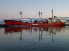 Italica at Dunedin (geoffreyw@kinect.co.nz) Tags: icebreaker italica