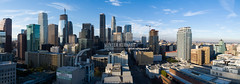 Downtown Los Angeles Skyline (HunterKerhart.com) Tags: la losangeles downtownla dtla downtownlosangeles