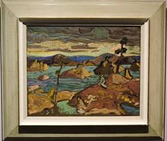 Summer Day (Will S.) Tags: ontario canada art gallery artgallery canadian trunks emilycarr mypics kleinburg aboriginalart canadiana groupofseven tomthomson mcmichael mcmichaelcanadianartcollection mcmichaelgallery