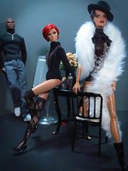 Life Is A Cabaret (FashionDragon) Tags: toys lars africanamerican byron fashiondoll designerdoll bodydouble highmighty blackbarbie jasonwu fashionroyalty bobmackie integritytoys byronlars stephenburrows dariusreid veroniqueperrin eveningblossom dominiquemakeda