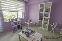 Yoga Academy Bursa 2016 - 2 (ozgur_altinkaynak) Tags: indoor room white light sun windows towel purple comfortable relax turkey bursa centre yoga academy