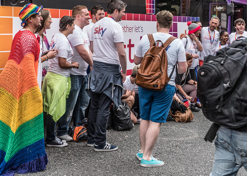 PRIDE PARADE AND FESTIVAL [DUBLIN 2016]-117990
