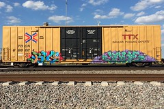 Big5 Jase (Psychedelic Wardad) Tags: graffiti amf fu ba d30 freight jase tdk cma nsf big5 dirty30 fgs wge