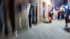 Medina abstract @ Marrakech (PaulHoo) Tags: marrakech medina city urban marocco africa 2016 abstract painting movement moped lightroom street expressionism sketch ilobsterit