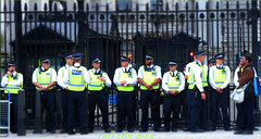 Camerons Last Stand` (roll the dice) Tags: london westminster londonist sw1 whitehall police oldbill coppers pc helmet colour primeminister politics tory end uk art classic blue bluestwos urban england local history blur men gates queen conservativeparty memberofparliament referendum leave voteleave candid portrait strangers streetphotography downingstreet night war brexit theresamay security radio wisdom work election labour corbyn patrol evening move number10 plebs photojournalism publication image mad sad happy westend july words beard collection cabinet ukip pm caution cannonrow flourescent hivis