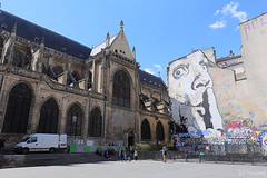 Church of Saint-Merri (tomosang R32m) Tags: france paris   churchofsaintmerri glisesaintmerri