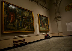 Raphael (ertugrulderya) Tags: painter raphael uk england vamuseum va museum london streetphotographer