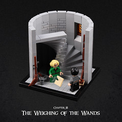 Harry Potter and the Goblet of Fire 12 (Xenomurphy) Tags: lego moc bricks harrypotter gobletoffire rowling muggle magic weasley hermione malfoy voldemort hogwarts hogsmeade slytherin hufflepuff gryffindor ravenclaw quidditch