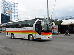 Mindanao Star 15611 (Monkey D. Luffy 2) Tags: bus davao city philbes philippine philippines enthusiasts society road vehicles vehicle public transport transportation nikon coolpix daewoo