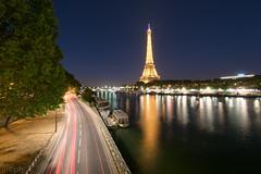 Paris - Tour Eiffel (ilic photographer) Tags: photography paris parigi night nikond810 nikon toureiffel eiffel