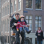 "Dad and son on a bicycle<a href=""http://www.flickr.com/photos/28211982@N07/16145003523/"" target=""_blank"">View on Flickr</a>"