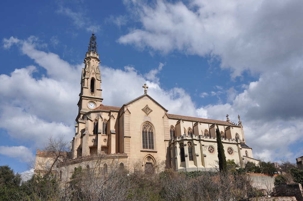 The world 39 s best photos of church and neogotic flickr - Tiempo castellar del valles ...