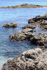 Piedras en el parque. (elojeador) Tags: mar agua playa roca losmuertos piedra carboneras parquenatural playadelosmuertos parquenaturaldecabodegata elojeador