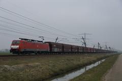 DB Schenker Rail 189 068-0 (9180 6189 068-0 D-DB) Trein 48744 Oberhausen West - Rotterdam Maasvlakte Oost over de Betuweroute bij Angeren 20-03-2015 (marcelwijers) Tags: west de rotterdam over rail db route ddb maasvlakte trein oberhausen bij 189 oost betuwe schenker 068 betuweroute 6189 9180 angeren 48744 0680 kolentrein 20032015