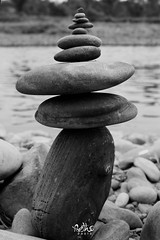 rio (betho itinerante) Tags: detalle textura rio bn veracruz rocas piedras blanconegro contrase