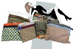 taschl (atelier MtR) Tags: chicken huhn bags taschen tschchen kulturbeutel kosmetiktschchen