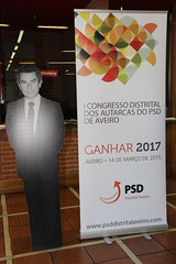 Sessão de Abertura do I Congresso Autarcas Aveiro