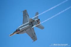 VFA-106 Super Hornet (mvonraesfeld) Tags: show plane fighter aircraft aviation military air centro navy jet super el 106 strike hornet boeing usn vapor naf squadron gladiators fa18 fa18f vfa106 img4389