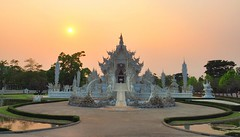 Wat Rong Khun (NoDurians) Tags: thailand buddhism wat chiangrai watrongkhun