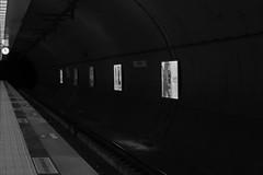 The Truck (Tahir Mersin) Tags: city bw turkey underground subway blackwhite nikon metro istanbul 1855