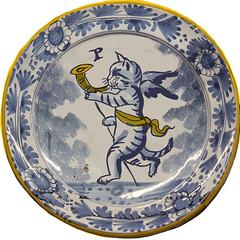 Mock-delft, Angel Pussier - digital draft (Kotomi_) Tags: collage digital ceramic pottery handpaint draft
