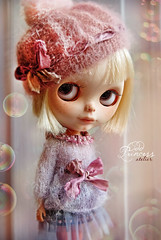 BLYTHE Set LAVENDER HONEY By Odd Princess Atelier