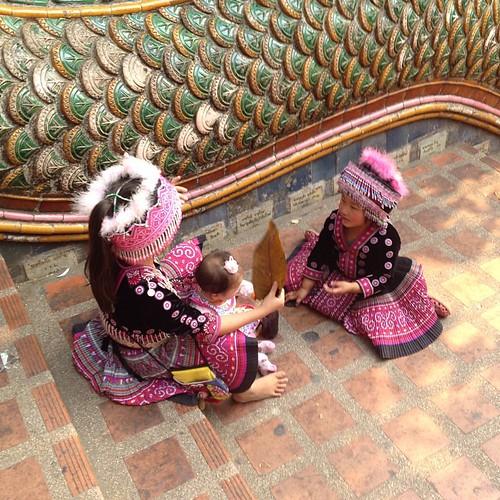 Chiang Mai // Thailand // 15.03.15 - #thailand #chiangmai #travelasia #tribe #awolbw #instatravel