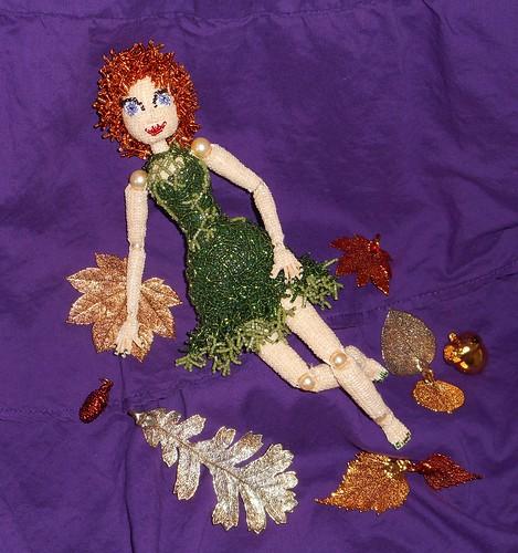 Silvija the Moss Maiden