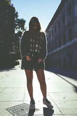 Not the One (lvaro Guerrero Fotografa) Tags: street primavera film beauty look fashion calle model moda teen blond verano rubia teenager editorial esther alvaro malaga bueno guerrero fashionfilm alvaroguerrero alvaroguerreroaudiovis