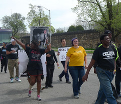 March2Justice 4/19/15 (Susan Melkisethian) Tags: newyorkcity march washingtondc justice protest police baltimore humanrights policebrutality michaelbrown racialprofiling thejusticeleague blacklivesmatter march2justice