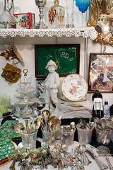 37-й «Блошиный рынок» на Тишинке в Москве