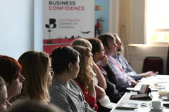 Enterprise Week 2016: Raising your profile in the media (South Kesteven District Council) Tags: retail media employment events lincolnshire business networking enterprise grantham funding entepreneur skdc