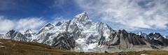 Mount Everest view from Kala Patthar (gthulin) Tags: nepal mount kathmandu everest bazar lukla aisa namce