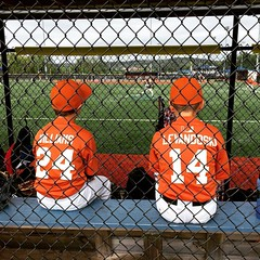 Baseball Friendships #baseball #littleleague
